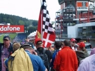 Formel 1 – Spa-Francorchamps